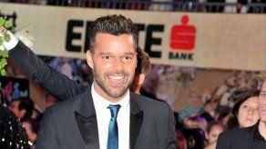 Ricky Martin enciende el festival de San Remo