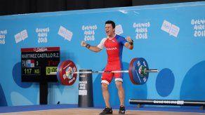 Ronnier Martínez logra diploma olímpico para Panamá en los JOJ de Buenos Aires