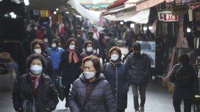 Surcorea: Aumenta transmisión de contagios de coronavirus