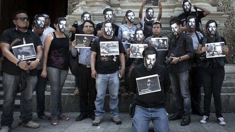 SIP cuestiona protección de periodistas en México tras nuevo asesinato