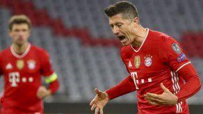 Bayern no se despeina ante Lazio y avanza a cuartos de Champions