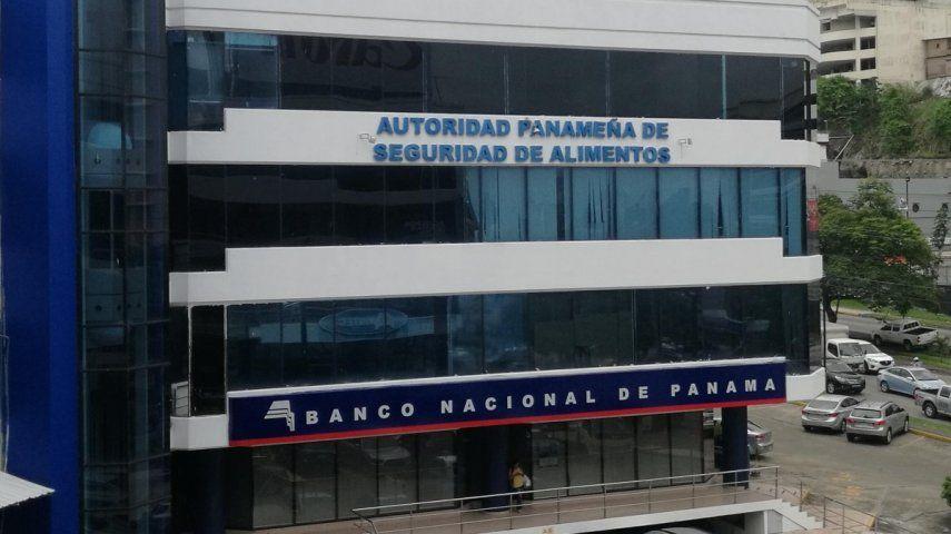 Fachada de la Autoridad Panameña de Seguridad de Alimentos (Aupsa).
