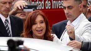 Juez ordena intervenir sociedad de Cristina Fernández investigada por lavado