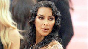 Kim Kardashian recurre a un médium para lidiar con sus problemas de psoriasis