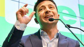 Presidente ucraniano electo propone pasaporte a los rusos