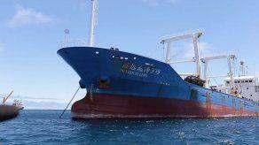 Hasta 4 años de cárcel para tripulación de barco chino apresado en Galápagos