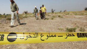 Equipo de ONU descubre 12 fosas comunes en Irak durante investigación sobre el EI