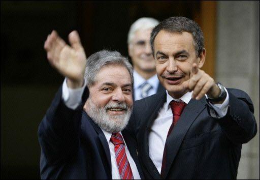 Lula da Silva y Carlos Fuentes ganan premio Don Quijote