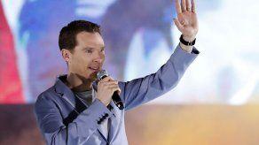 """El astro de serie """"Sherlock"""" defiende a ciclista en Londres"""