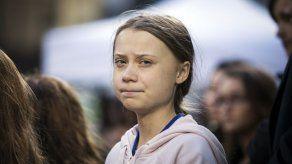 Greta Thunberg rechaza premio