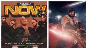 Estrena remix de Coronao Now de El Alfa junto a Sech
