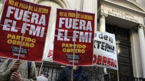 FMI: Argentina necesita un programa económico creíble para salir de la crisis