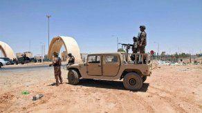 Jordania toma precauciones para controlar la frontera con Irak