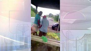 Hombre con machete amenaza a anciano y a una mujer en Chiriquí
