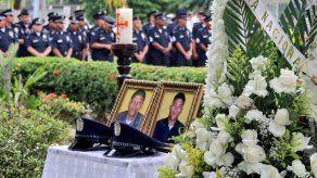 Condenas de 30 y 17 años de prisión para homicidas de dos policías en Chilibre