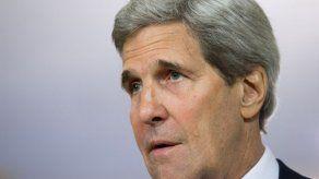 Kerry: Proceso de paz del Medio Oriente en pausa