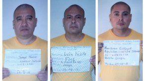 Tres narcotraficantes mexicanos se fugan de cárcel en Venezuela