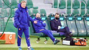 Koeman no ve preocupados a sus jugadores por la economía del Barça