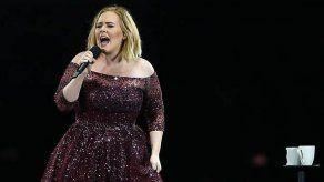 Adele ya no tiene energía para ir a Glastonbury