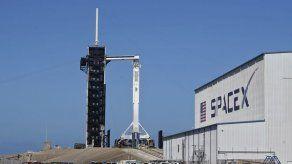 SpaceX enviará 4 astronautas a la estación espacial