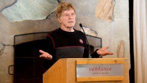 Robert Redford siente un dolor inmensurable tras la muerte de su hijo