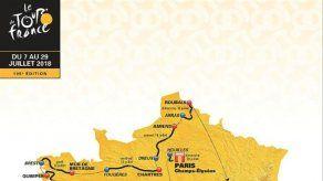 La etapa reina del Tour-2018 será de 65 kilómetros en los Pirineos
