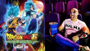 Review sin spoilers de Dragon Ball Super: Broly