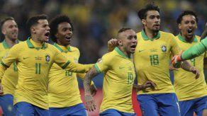 Brasil no encaja goles
