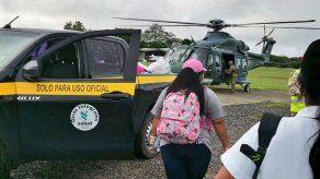 Equipo de salud se traslada a Kankintú para hacer hisopados a afectados con síntomas respiratorios