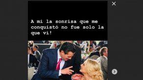 La novia de Enrique Peña Nieto agradece el apoyo recibido tras confirmar su relación