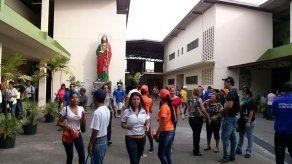 Justicia y Paz presentó denuncia por presunto delito electoral en Boca la Caja