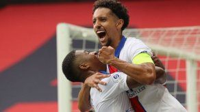 El PSG gana con comodidad al Niza (3-0) con un gol de Mbappé en su regreso