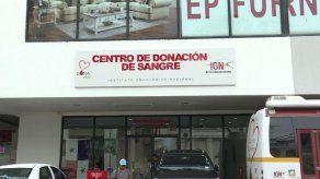 Inauguran centro de donación de sangre a beneficio de pacientes del Instituto Oncológico