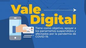 Nueva transferencia en el Vale Digital