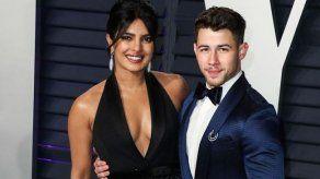 Nick Jonas y Priyanka Chopra anunciarán los nominados a los Óscar