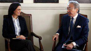 Panamá y Japón intercambian sobre fortalecimiento de lazos comerciales