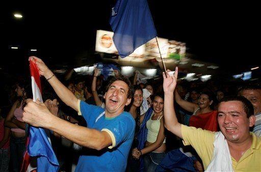 Mandatarios latinoamericanos felicitan a Lugo