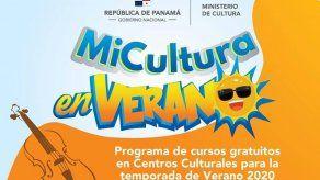 """El Ministerio de Cultura los invita a """"Mi Cultura en Verano 2020"""""""