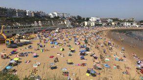 Gran Bretaña rompe oficialmente el récord de calor que tenía
