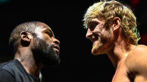 Floyd Mayweather vs Logan Paul: Horario, TV y cómo ver la pelea en Panamá