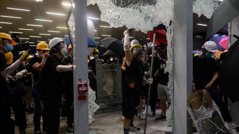 Lider HK: Todos deberíamos aprender de 1 año de protestas