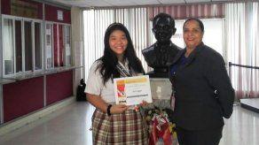 Estudiante panameña participará en competencia internacional de Microsoft