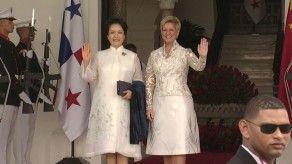 Primeras damas de Panamá y China sostendrán reunión