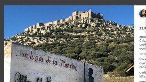 Iván Sánchez lleva a Ana Brenda Contreras a conocer la tierra del Quijote