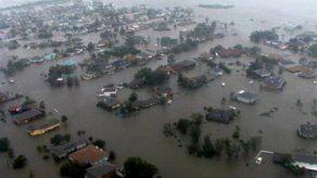Alcalde de N. Orleáns pide a evacuados que no regresen aún