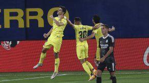 Real Madrid apenas rescata empate con Villarreal en La Liga