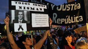 Exmujer de Nisman renuncia a querella en causa por la que se investiga muerte