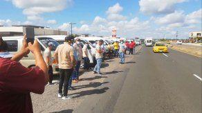 Transportistas de Coclé piden subsidio ante pérdidas generadas por medidas sanitarias