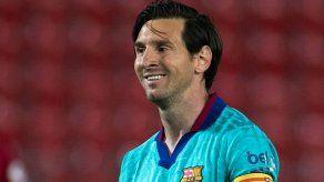 Messi logra su 7º trofeo Pichichi al mejor goleador de LaLiga