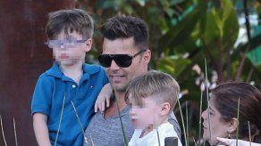 Ricky Martin apoyará a sus hijos si deciden ser cantantes